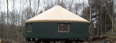 information on purchase, building, and living in a yurt!