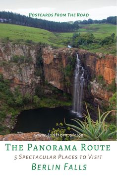 Some of my earliest childhood travel memories are of visits to spectacular places on the Panorama Route in Mpumalanga. Here we swam in icy pools and picnicked next to waterfalls cascading down from ochre-red cliffs high above us. And we tiptoed along the edge of sunburnt cliffs where breath-taking views stretch to a little past forever, and the massive drop below leaves you weak at the knees. #postcardsfromtheroad #panoramaroute #mympumalanga