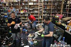 Terremoto en California causa daños millonarios en Napa