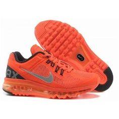 Nike Air Max 2013 Women All Orange