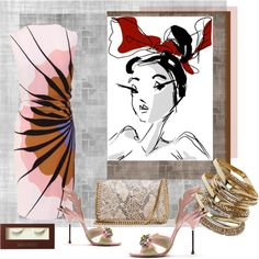 Mother's DAY, created by arnetta on Polyvore