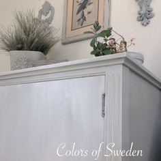 Misty Fjord With Lime Wash Glaze From Colors Of Sweden