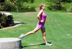 Lunge Variations for a better workout | LIVESTRONG
