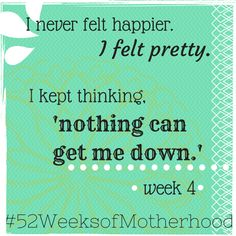 Week 4 of The #52WeeksofMotherhood Project: Angela's experience shows that pregnancy doesn't always make women feel sick or exhausted. Some women feel energized and gorgeous right from the outset, and both types of experiences (and everything in between) are totally normal!  To be featured as part of this project, send an email to info@novadoulaservices.org for more information. #NovaDoula #pregnancy #pregnant #newmom