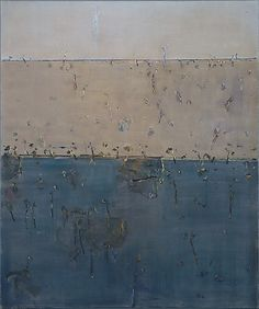 Lysterfield Landscape Artist:Fred Williams (Australian, Medium:Oil on canvas x 60 in. x cm) Classification:Paintings Abstract Landscape, Landscape Paintings, Abstract Art, Australian Painters, Australian Artists, Fred Williams, Encaustic Art, Artist Art, Cool Artwork