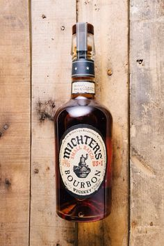 Michter's Bourbon - a sadly overlooked but exceptional bourbon. \