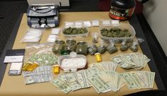 Police: 2 arrested in Pawcatuck; 1,300 Xanax pills, marijuana and cash seized - Police on Monday arrested two Pawcatuck residents on drug charges after three weeks of surveillance of their apartment. Read more: http://www.norwichbulletin.com/article/20160412/news/160419850