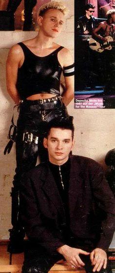 Depeche Mode, Dave Gahan, Martin Gore, Gahore