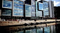 Guide: Her er bryggas beste restauranter - osloby Trondheim, Stavanger, Kristiansand, Bergen, Oslo, The Good Place, Multi Story Building, Restaurant, Places