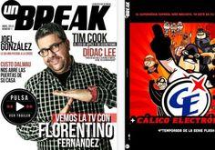 Revista UnBreak, una nueva revista para iPad en español, 100% gratuita