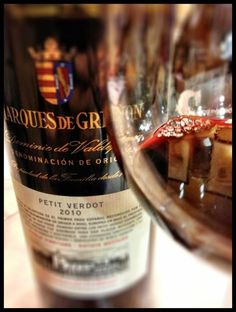El Alma del Vino.: Bodega Marqués de Griñón Dominio de Valdepusa Petit Verdot 2010.