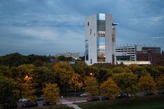 Logan Center for the Arts, University of Chicago / Tod Williams Billie Tsien & Associates (9)