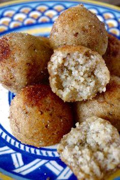 {Cinco De Mayo} Healthy Baked Churro Donut Holes (Gluten Free!)