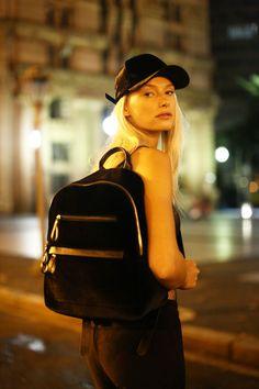 Velvet Backpack Making Of: Collection Joulik para C&A  (Foto: Rodrigo Paiva)