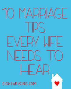 Looks like I'm already a great wife because I already believe in all these tips, & of course it goes both ways!!!