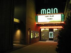 What a gem of a theatre!  The Ephrata Main Theatre is a relic from the gilded age of movies  http://thingstodolancasterpa.com/ephrata-main-theatre/
