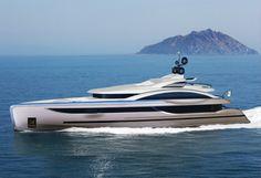 Yacht Concept: Blade by Jonny Horsfield