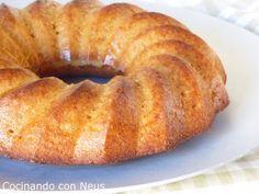 Cocinando con Neus: Bizcocho de galletas napolitanas