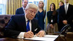 Ein US-Berufungsgericht hat gestern den Antrag des Justizministeriums auf sofortige Wiedereinsetzung des umstrittenen Einreiseverbots nochmals abgelehnt...