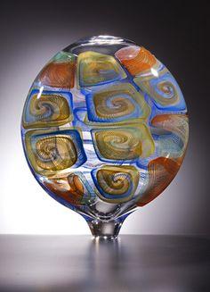 Lino Tagliapietra. Museum of Glass. Works available through Schantz Galleries