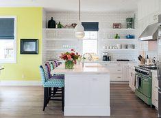 The Novogratz's Bright Pacific Northwest Kitchen | Rue