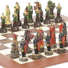Robin Hood Chess #chess