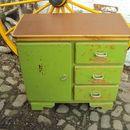 Kommoden - Cottage-Style - Springtime - Kommode - ein Designerstück von Alte-Remise bei DaWanda