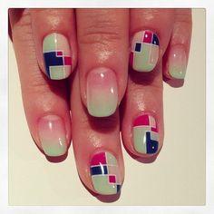 Mondriaan Nails