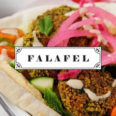 This easy homemade falafel recipe is a delicious vegetarian dinner. The baked patties are crispy, healthy, and flavorful, made with chickpeas, herbs, spices, and lemon zest. We like to serve them in wraps with hummus, veggies, and pickled red onions. Vegetarian Main Dishes, Vegetarian Recipes Dinner, Dinner Recipes, Pita Sandwiches, Falafel Recipe, Pickled Red Onions, Quick Snacks, Food Processor Recipes, Easy Meals
