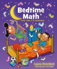 Bedtime Math2 : This Time It's Personal  Laura Overdeck ; illustrated by Jim Paillot  #DOEBibliography