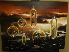 """Regeneration"" beautiful Painting by Akiane Kramarik age 18 Christian Paintings, Christian Art, Akiane Kramarik Paintings, Heaven Is Real, Art Thomas, Prophetic Art, Artists For Kids, Artist Art, Child Artist"
