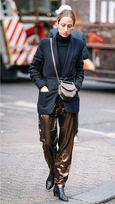 STYLECASTER | Best of London Fashion Week Street Style