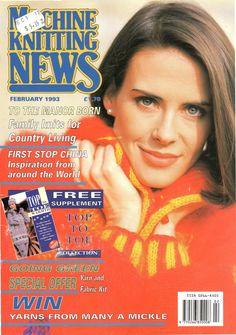 Machine Knitting News Magazine 1993.02 Free PDF Download 300dpi ClearScan OCR