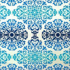 Monaco Ocean Outdoor Fabric, Indoor Outdoor, Outdoor Living, Sunbrella Fabric, Luxury Living, Monaco, Home Improvement, Upholstery, Ocean
