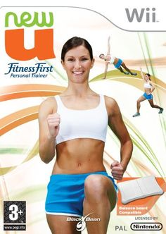 NewU: Fitness First Personal Trainer (Wii) Wii Fit, Nintendo, Wii Game Console, Trainer Games, Yoga Pilates, Wii Games, Jillian Michaels, Go Hiking, Shopping World
