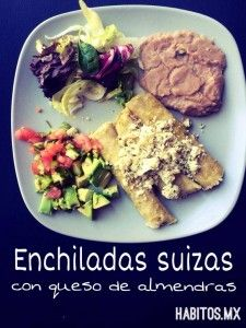Enchiladas suizas | Hábitos Health Coaching