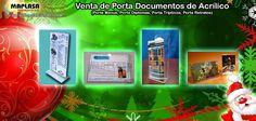 DICIEMBRE de PROMOCIONES Y DESCUENTOS en la venta de Porta Documentos (Porta Retratos, Porta Menús, Porta Trípticos y Porta Diplomas) ! Contáctenos: Visite nuestra web: http://maplasa.com/productos/porta-documentos/VentadePortaDocumentosdeAcrilico.php O llámenos al número: +52(614) 410-5822