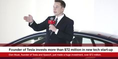 Tesla stock surged after the company reported solid sales of its Model S and Model X electric cars. And Tesla CEO Elon Musk seems to be enjoying the pain that's caused for short sellers betting against Tesla stock. Tesla News, Foto Doctor, Elon Musk Tesla, Team Success, Innovative Companies, Energy Companies, Tim Beta, Tesla Motors, Self Driving