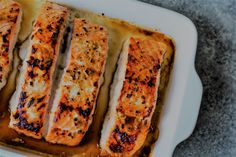 I don't have to explain how much we love salmon in our house since I talk about it all the time!  I can literally make it 100 ways but this is one of my famili