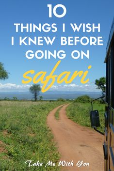 Safari completely shattered + blew away my every expectation: top things I wish someone would have told me before I embarked on an African safari
