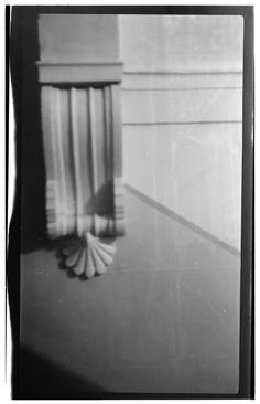 Historic American Buildings Survey, Tarquin M. Rachelle, Photographer February 17, 1941, SIDE ELEVATION OF CONSOLE. - U. S. Custom House, 28 Wall Street, New York, New York HABS NY,31-NEYO,53-31.tif