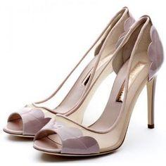 Rose Heels $595