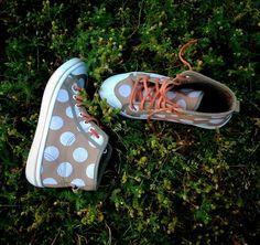 #sneakers in peas