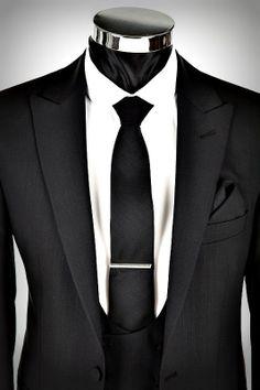 Always love a 3 piece suit