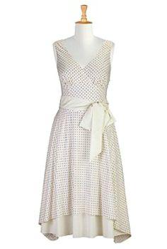 f8ee9bddad Find your perfect dress   eShakti Gray Dress