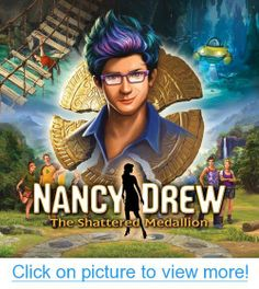 Nancy Drew The Shattered Medallion Mac Games, Xbox Games, Ps4, Her Interactive, Nintendo, Video Game Reviews, Battlefield 4, Xbox One Controller, Reality Tv