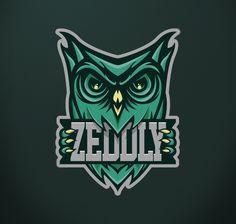 """Consulta este proyecto @Behance: """"Owl Mascot Logo"""" https://www.behance.net/gallery/46031633/Owl-Mascot-Logo"""
