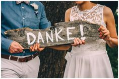 Miri & Henri - DIY wedding on the Havel- Miri & Henri – DIY-Hochzeit an der Havel DIY Wedding in Neukladow Diy Jewelry Inspiration, Wedding Inspiration, Diy Wedding, Wedding Venues, Space Wedding, Driftwood Signs, Driftwood Crafts, Decoration Photo, Best Wedding Colors