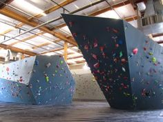 The Seattle Bouldering Project   climbing is an addiction
