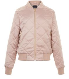 Petite Shell Pink Diamond Quilted Bomber Jacket http://www.newlook.com/shop/womens/petite/petite-khaki-diamond-quilted-bomber-jacket_381294834#6KlQPA5QmRyKHYwU.99 http://www.newlook.com/shop/womens/petite/petite-shell-pink-diamond-quilted-bomber-jacket_381294872?cm_mmc=AWIN-_-104504-_-Deeplink-_-Generic&tmplaceref=104504&extcam=AFF_AFW_Editorial+Content_Lyst&affID=104504&tmad=i&awc=1946_1485400589_e475e20dbf44c7ebae4301379b1afd81&clickref=130693736&tmcampid=4